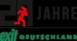 Logo 20 Jahre EXIT-Deutschland