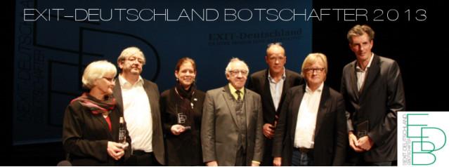 EXIT Deutschland Botschafter