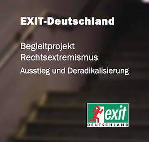 Begleitprojekt des Bundes EXIT-Deutschland